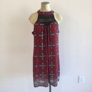 Xhilaration Boho Dress size Large!